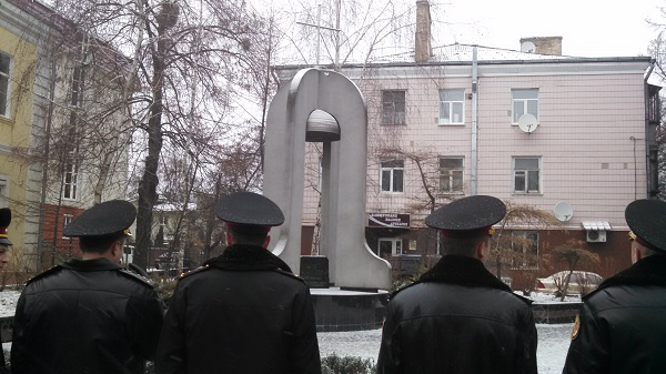 У Рівному вшанували ліквідаторів аварії на ЧАЕС