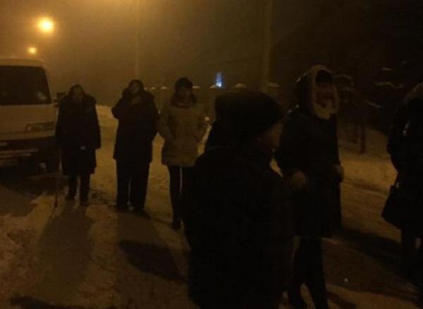 Вночі до Хомка приходили гості