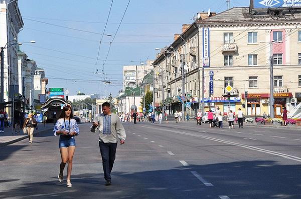 У Рівному громадськість радиться чи перекривати вулиці на свята