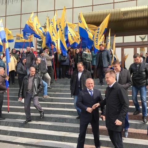 Рух «Справедливість» і партія «Патріот» об'єднали свої сили