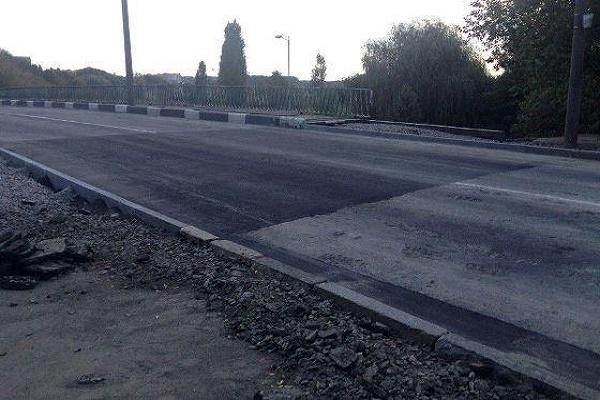 У Рівному відкрили міст через Устю (Фото)