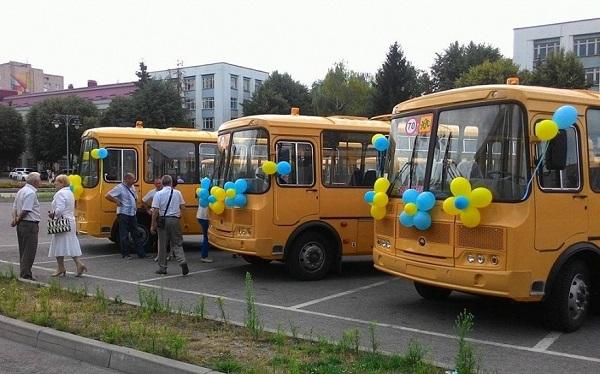 Муляренко знав, що закуплені шкільні автобуси російські