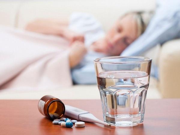 На Рівненщині 10 тисяч хворих грипом