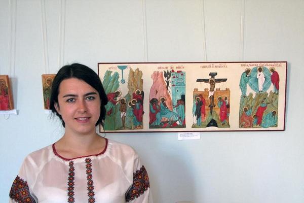 Наталя Чубак: «Ікона – це Біблія для неписьменних, тому її не малюють, а пишуть»