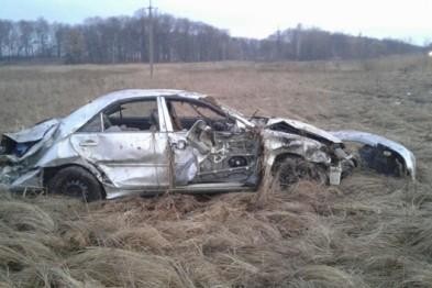 Авто в кюветі - дві смерті на Рівненщині