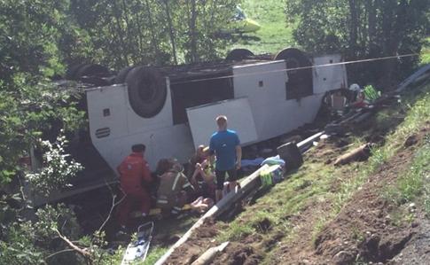 У Норвегії розбився автобус з українцями, є загиблі
