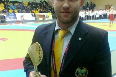 Посадовець з Рівненської ОДА став кращим спортивним суддею України
