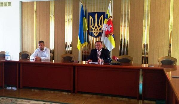 Драганчук залишається на посту голови Рівненської облради
